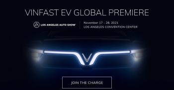 Ra mắt xe điện tại Los Angeles Auto Show 2021