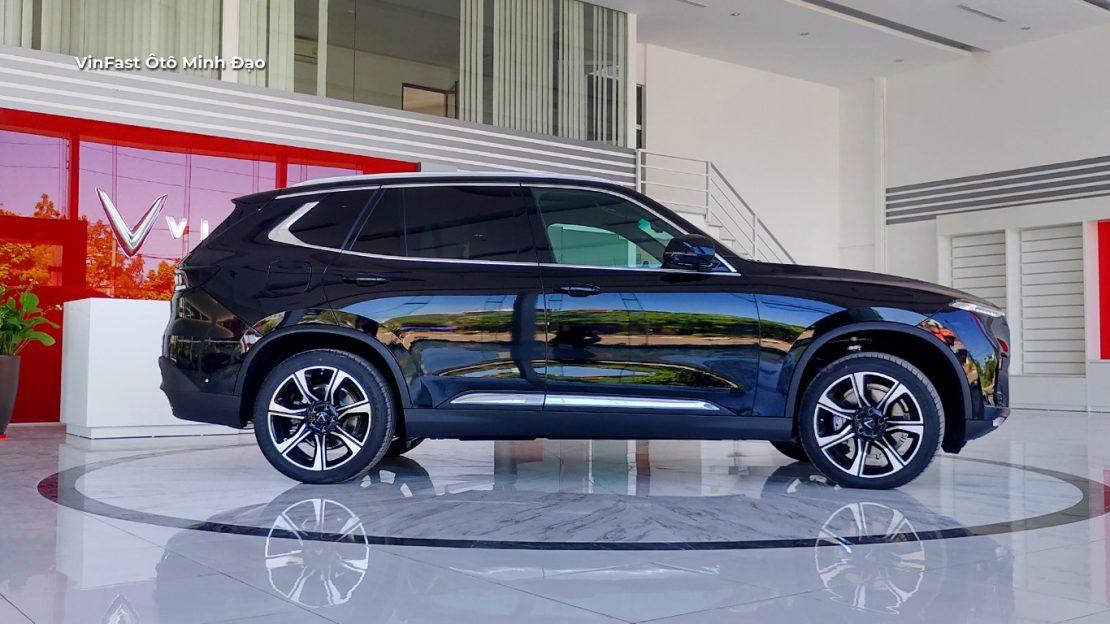 bảng giá ô tô vinfast 2020