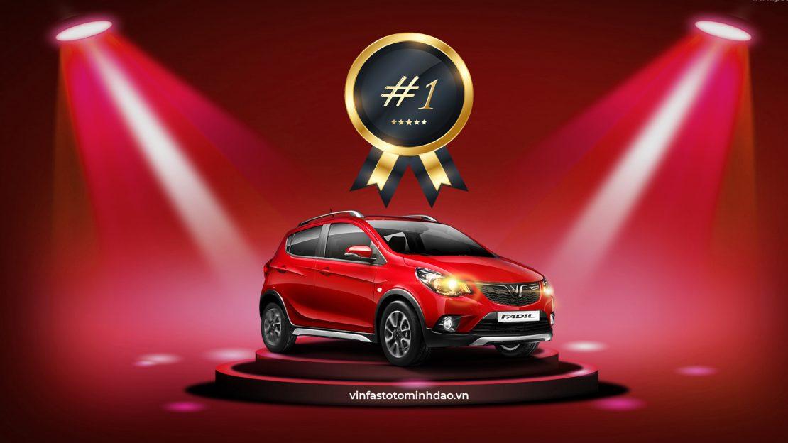 vinfast fadil top 1 xe bán chạy nhất phân khúc a 2020
