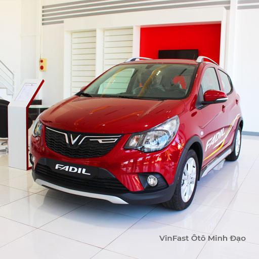 VinFast Fadil xe của nhà mình