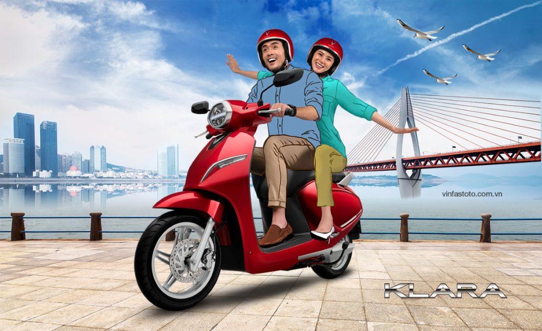 xe máy điện vinfast Bắc Giang